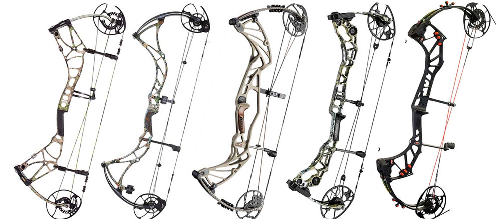 Complete Custom Bowstring Set   Any Model MISSION Compound Bow